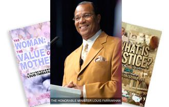MP3s, Audio and Video by Minister Louis Farrakhan