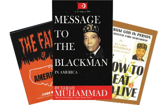 Books by the Honorable Elijah Muhammad
