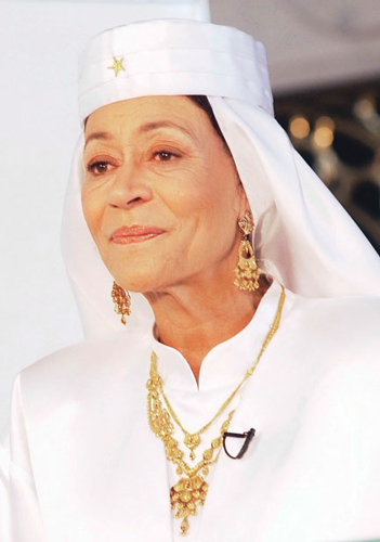 Mother Tynnetta Muhammad