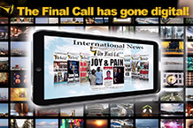 The Final Call Digital Edition!