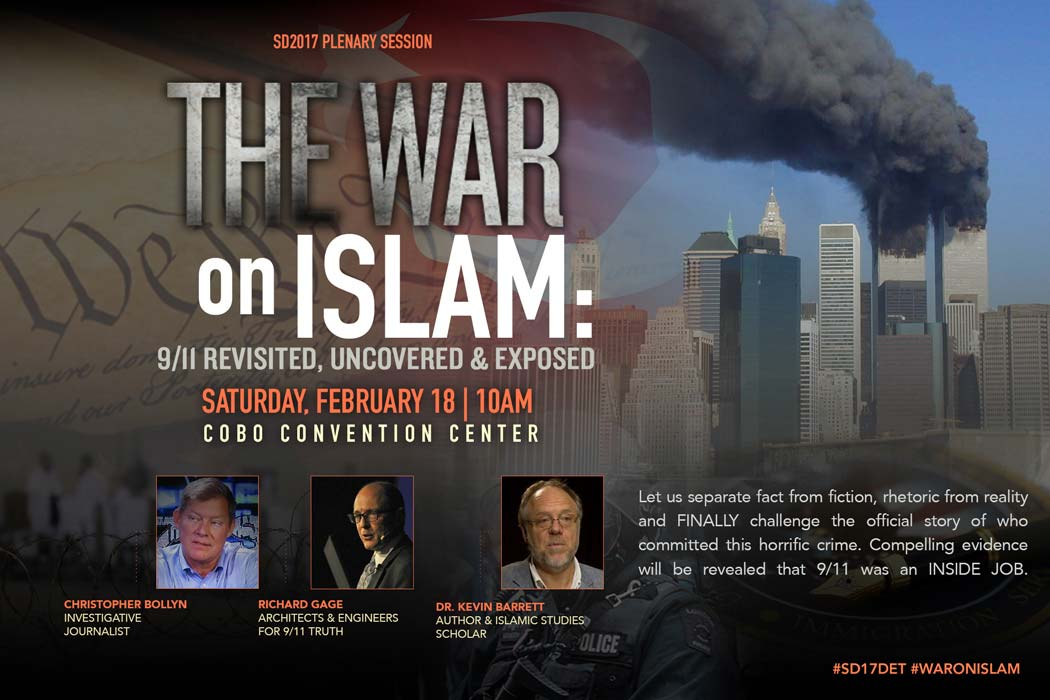 The War on Islam: 9/11 Revisited, Uncovered & Exposed