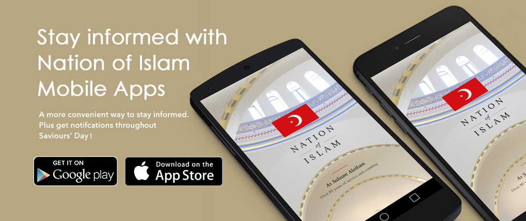 Nation of Islam app