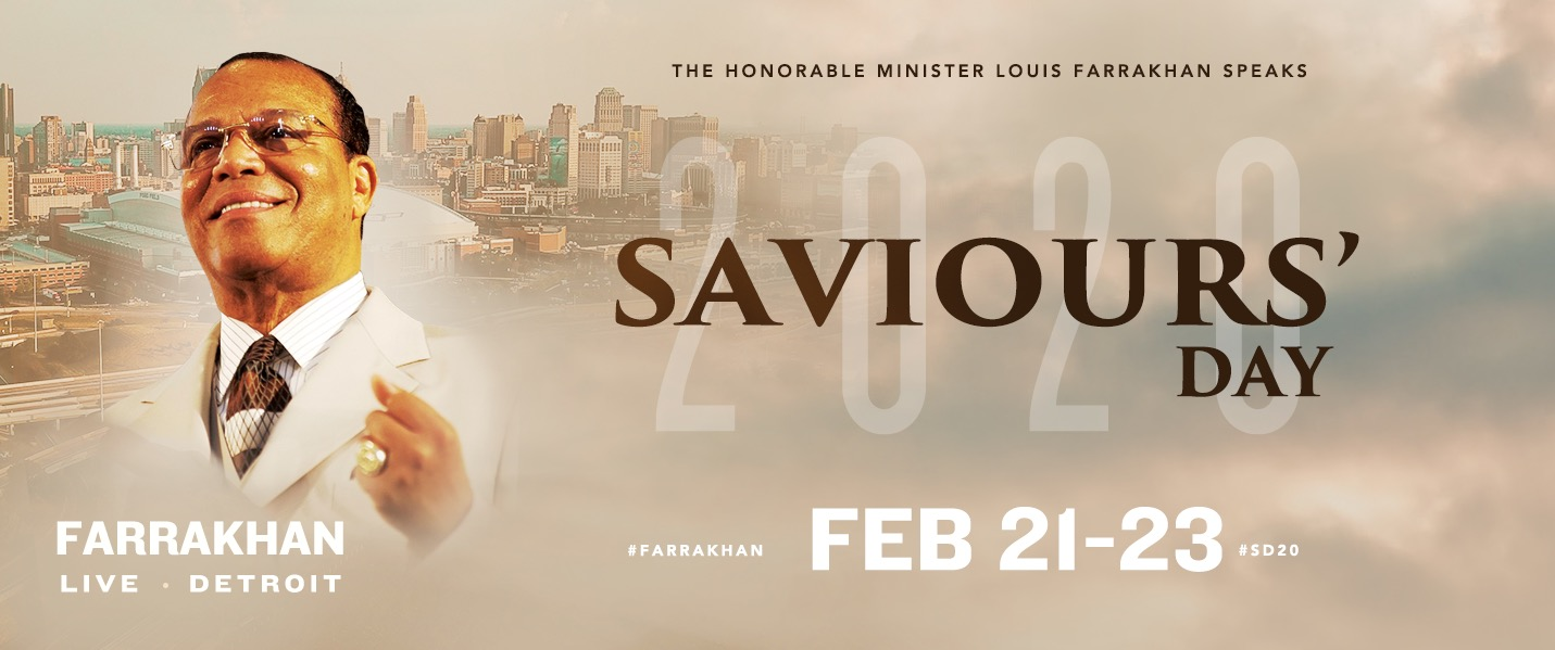 Saviours' Day 2020